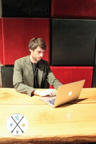 Pablo Laporte es el creador del proyecto.
