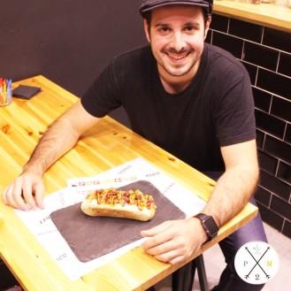 Alfonso Bortone, el creador de Paperboy.