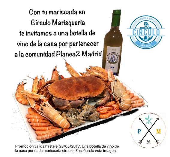 Círculo - Marisqueria - Planeados Madrid (1)