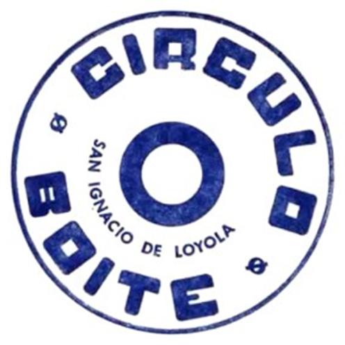 El logotipo de la discoteca.